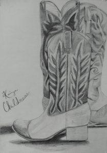 Child's boot