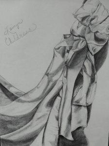 Draping cloth